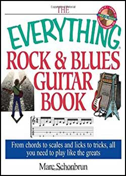 Marc Schonbrun Everything Rock and Blues Guitar Book PDF