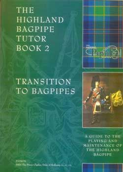 National Piping Centre – The Highland Bagpipe Tutor Book 2