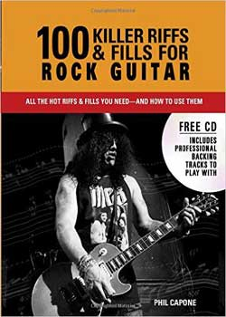 Phil Capone 100 Killer Riffs and Fills for Rock Guitar PDF