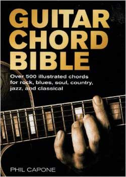 Phil Capone Guitar Chord Bible PDF
