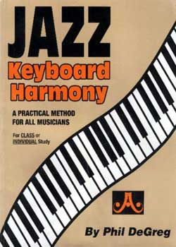 Phil DeGreg Jazz Keyboard Harmony PDF