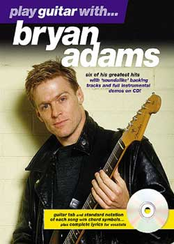 Play Guitar With Bryan Adams PDF