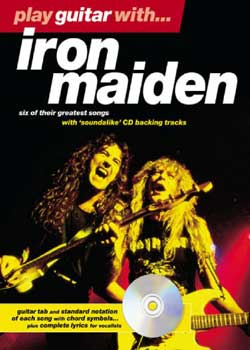 Play Guitar With Iron Maiden PDF