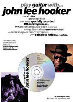 Play Guitar With John Lee Hooker PDF