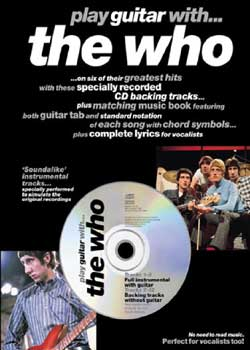 Play Guitar With The Who