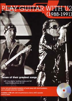Play Guitar With U2 1988 To 1991 PDF