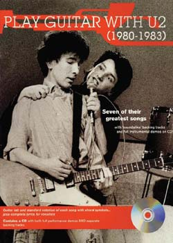 Play Guitar With U2 1980 To 1983 PDF