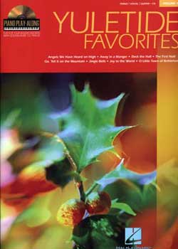 Piano Play-Along Volume 13 Yuletide Favorites PDF