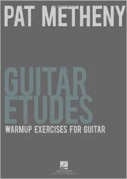 Pat Metheny Guitar Etudes PDF