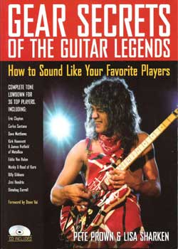 Pete Prown Gear Secrets of the Guitar Legends PDF