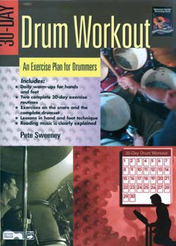 Pete Sweeney – 30-Day Drum Workout
