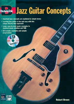 Robert Brown – Jazz Guitar Concepts