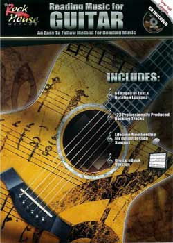 Reading Music for Guitar The Rock House Method PDF