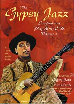 Robin Nolan The Gypsy Jazz Volume 2 PDF