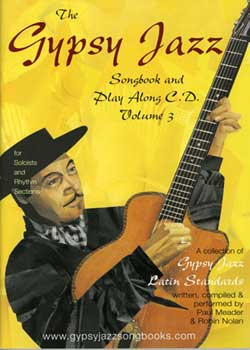 Robin Nolan The Gypsy Jazz Volume 3
