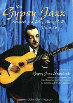 Robin Nolan The Gypsy Jazz Volume 6 PDF