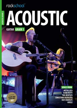 Rockschool – Acoustic Guitar Grade 1