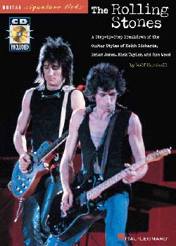The Rolling Stones Guitar Signature Licks PDF