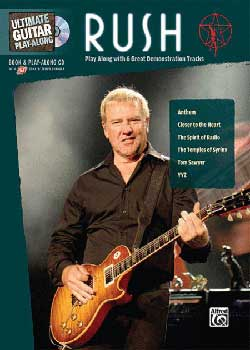 Ultimate Guitar Play-Along Rush PDF