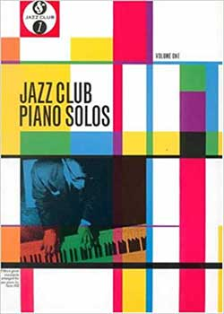 Steve Hill Jazz Club Piano Solos Volume 1 PDF