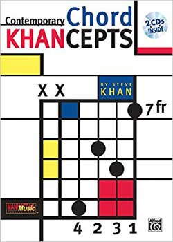 Steve Khan Contemporary Chord Khancepts PDF