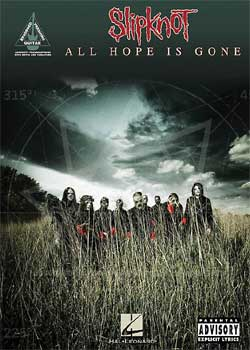 Slipknot All Hope is Gone PDF