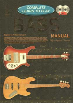 Stephan Richter Progressive Complete Learn to Play Bass Manual PDF