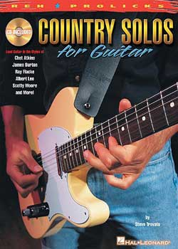 Steve Trovato Country Solos for Guitar PDF