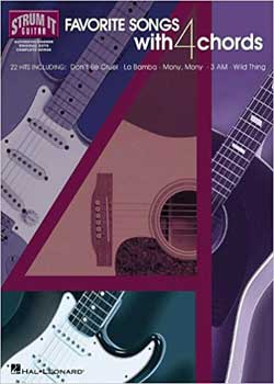 Strum It Guitar Favorite Songs with 4 Chords PDF
