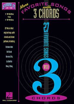 Strum It Guitar More Favorite Songs with 3 Chords PDF