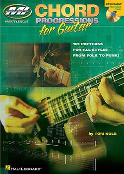 Tom Kolb – Chord Progressions for Guitar