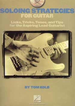 Tom Kolb Soloing Strategies for Guitar PDF