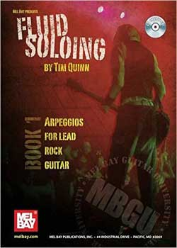 Tim Quinn – Arpeggios for Lead Rock Guitar