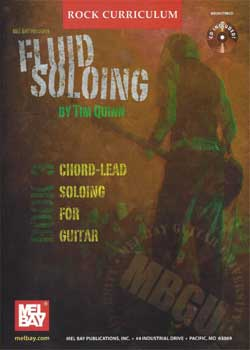 Tim Quinn Chord-Lead Soloing for Guitar PDF