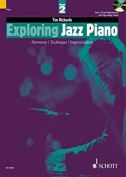 Tim Richards Exploring Jazz Piano Volume 2 PDF