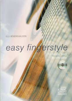 Ulli Bogershausen Easy Fingerstyle Volume 1 PDF