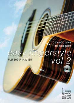 Ulli Bogershausen Easy Fingerstyle Volume 2 PDF