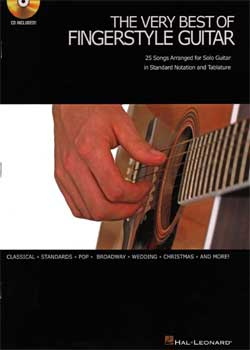 The Very Best of Fingerstyle Guitar PDF
