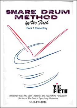 Vic Firth Snare Drum Method Book 1 Elementary PDF