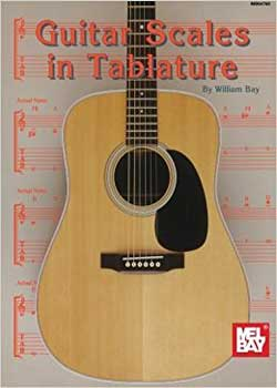William Bay Guitar Scales in Tablature PDF
