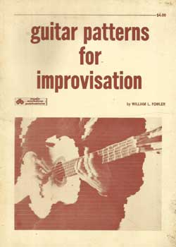William L. Fowler Guitar Patterns for Improvisation PDF