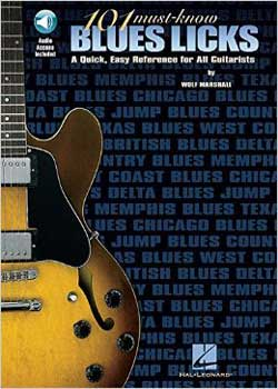 Wolf Marshall 101 Must-Know Blues Licks PDF