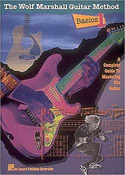 The Wolf Marshall Guitar Method Basics 1 PDF