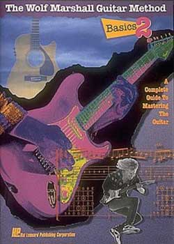 The Wolf Marshall Guitar Method Basics 2 PDF