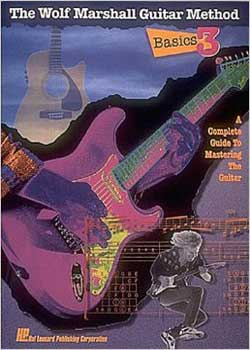 The Wolf Marshall Guitar Method Basics 3 PDF